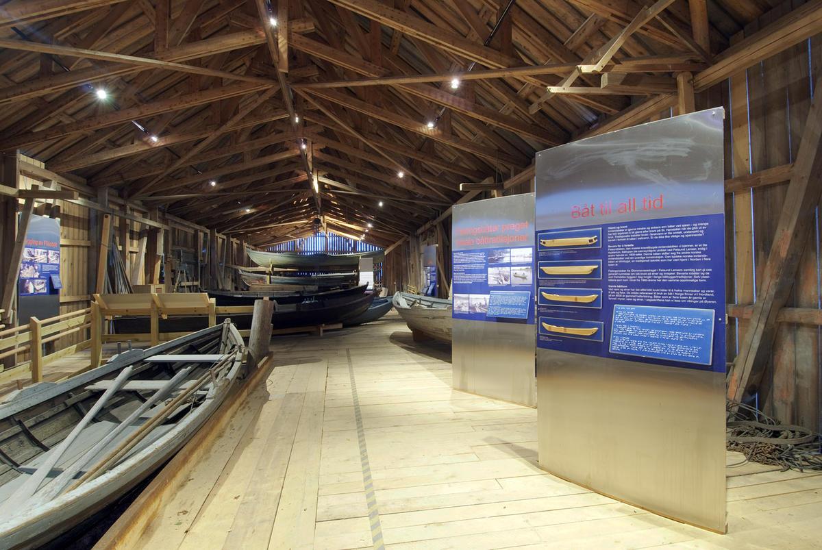 Båtutstilling på Fetsund lenser (Foto/Photo)