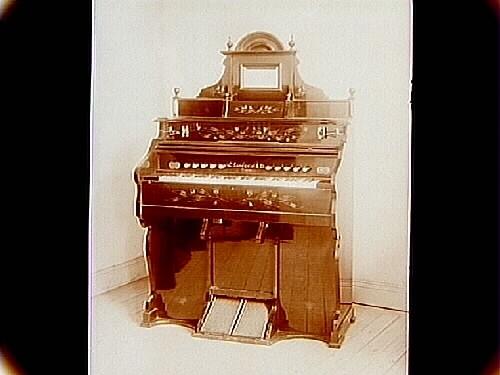 Örebro Orgelfabrik, en orgel.Oskar Engvall