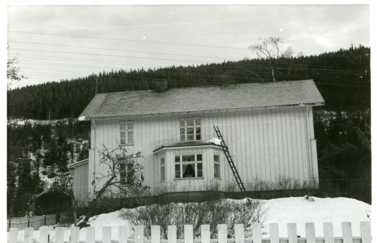 Lundstein skole i Etnedal kommune i Valdres.