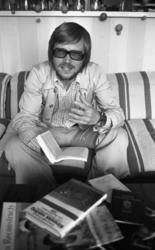 Bo Hazell om statskuppen på Cypern, 16 juli 1974