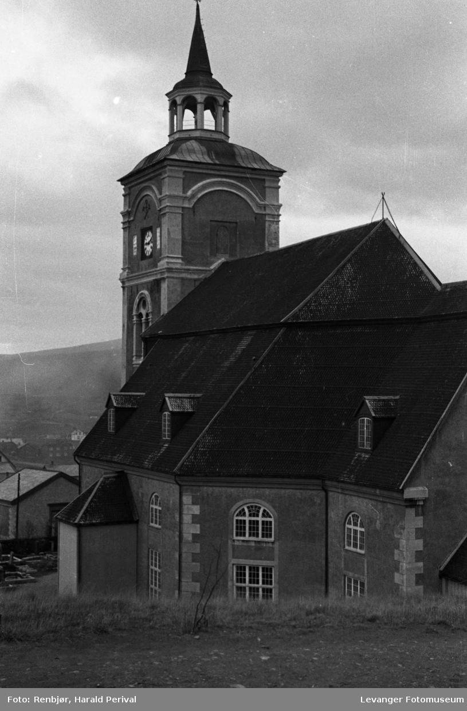 Røros kirke.
