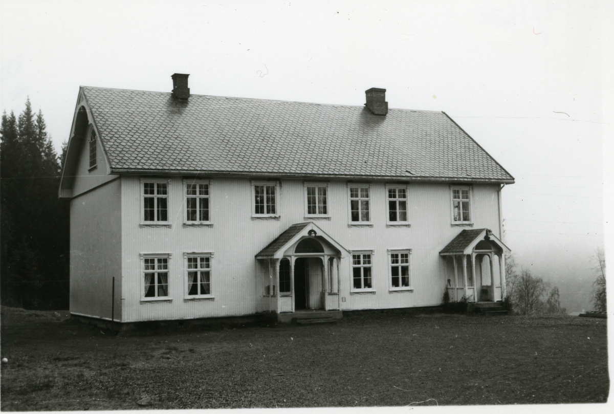 Bøvarstogo nye skule i Etnedal kommune i Valdres.