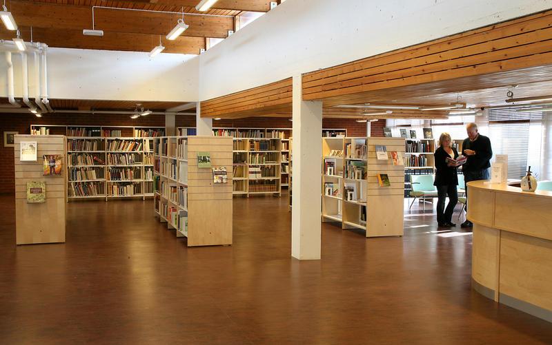 Bibliotek (Foto/Photo)