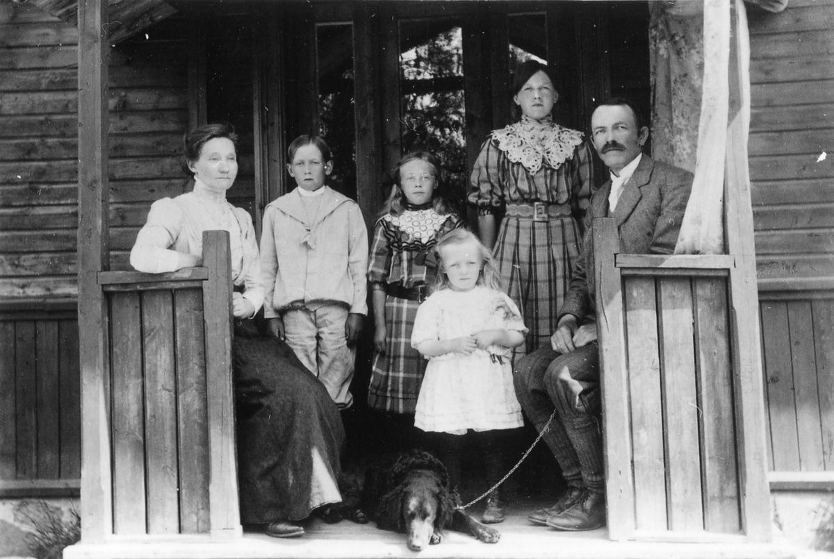Familien Sønsteby