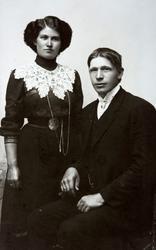 Nordli av Stor- Opsal (79/2). Karen Nikoline Johansen (1887-