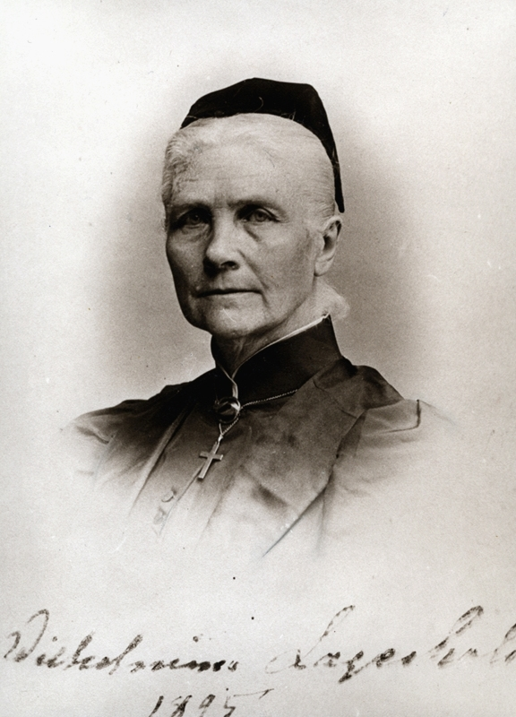 Lagerholm, Wilhelmina (1826 - 1917)
