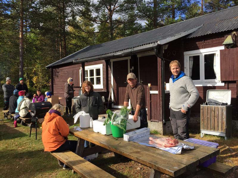 Mannskapsbrakke Sørlistøa (Foto/Photo)