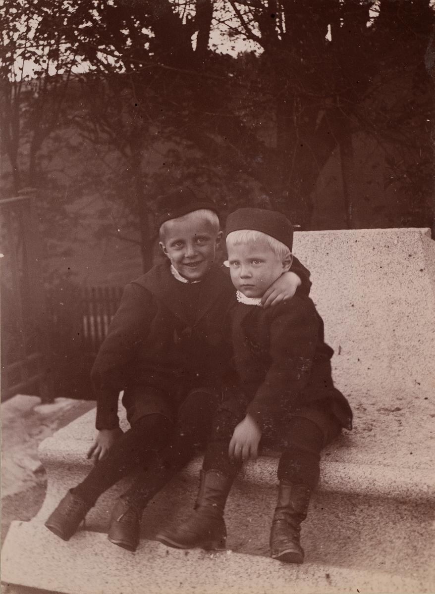 Haaken og Mogens Christensen.