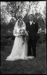 Brudeparet Berta og Amund