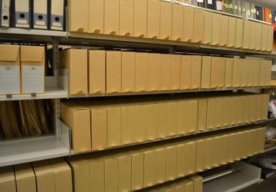 Arkivbokser Ramsmoen