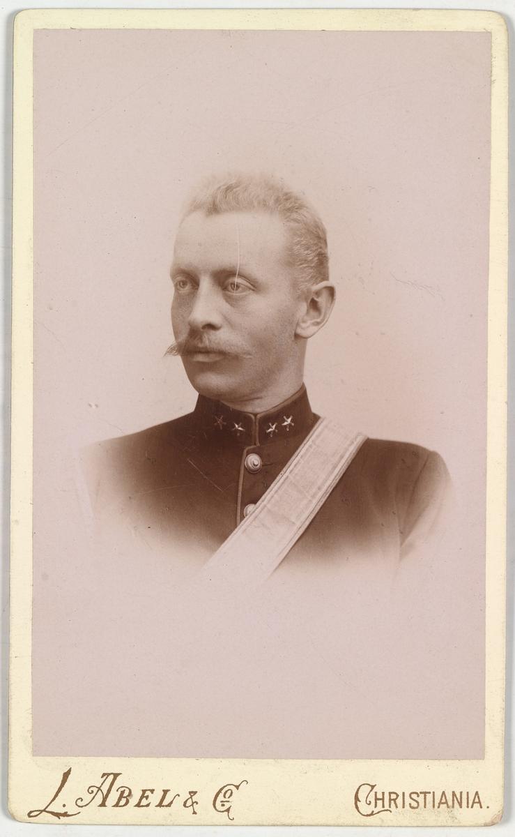 Portrett av Jens Frölich.