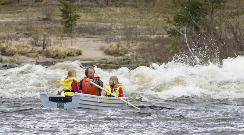 Vann og vannvittige dager med roing (Foto/Photo)