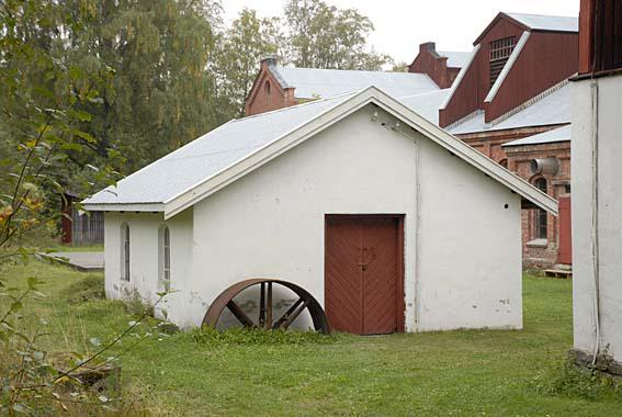 The old smithy at Klevfos. (Foto/Photo)