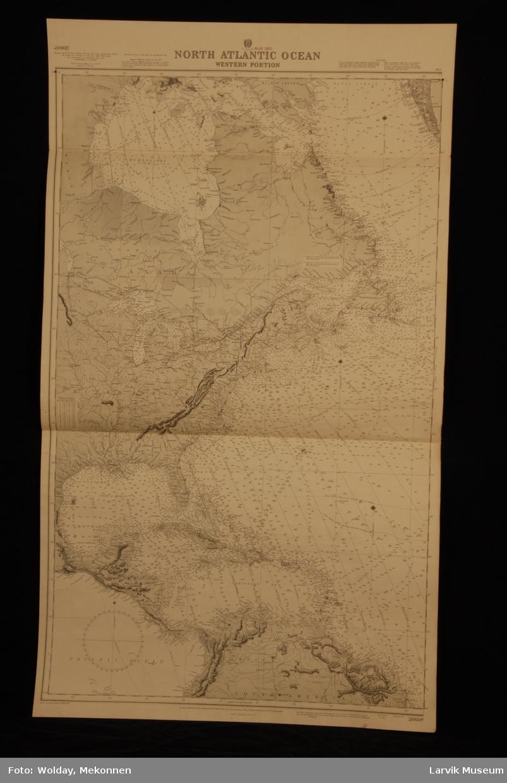 North Atlantic Ocean-Western Portion