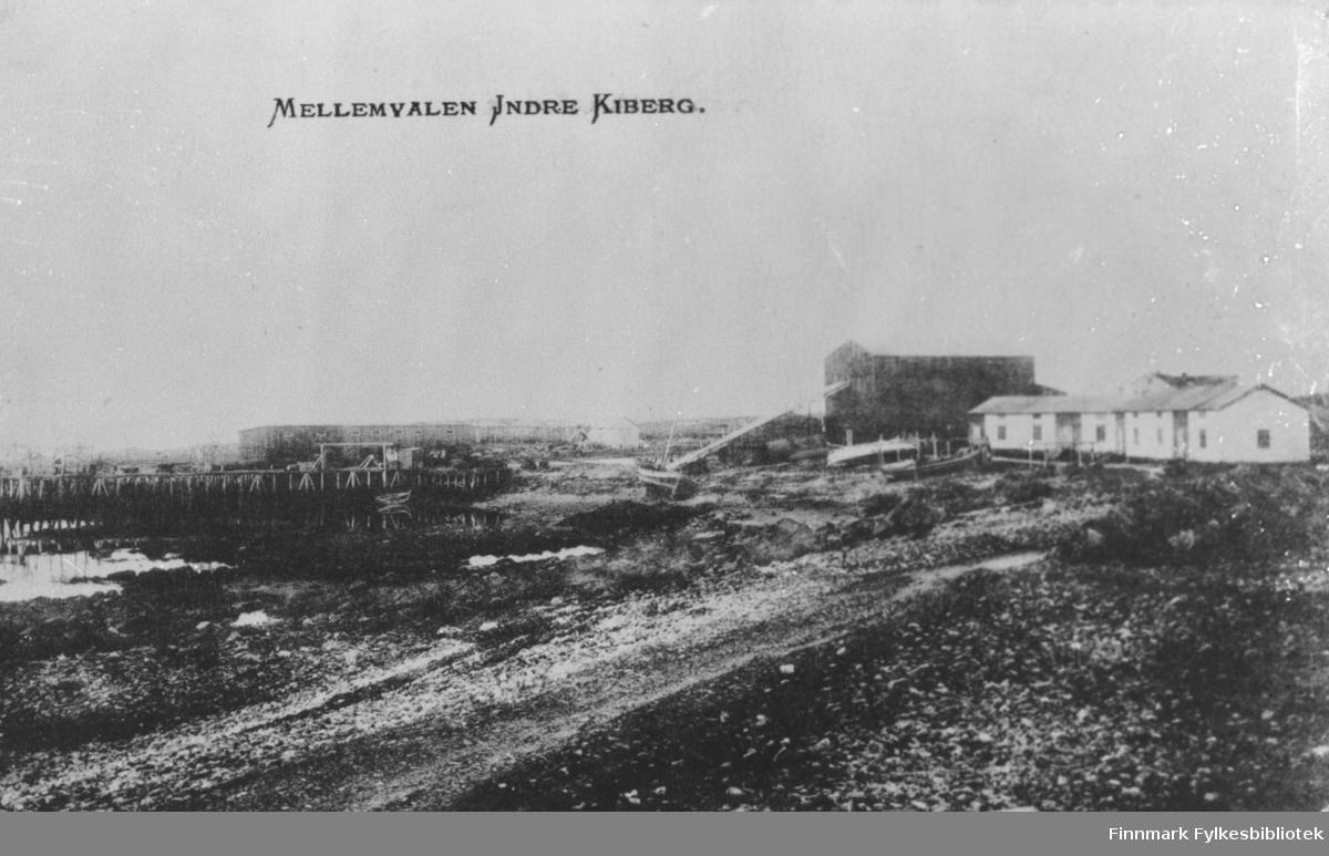 Hvalstasjon i Sletta mellom Kiberg og Indre Kiberg. Ble bygget av Svend Foyn ca. 1883-84. Den var kun i drift i 2-3 år. Anlegget ble senere kjøpt opp av Bastian Moe (far til Albert Moe som drev forretning i Indre Kiberg). Anlegget ble revet under krigen.