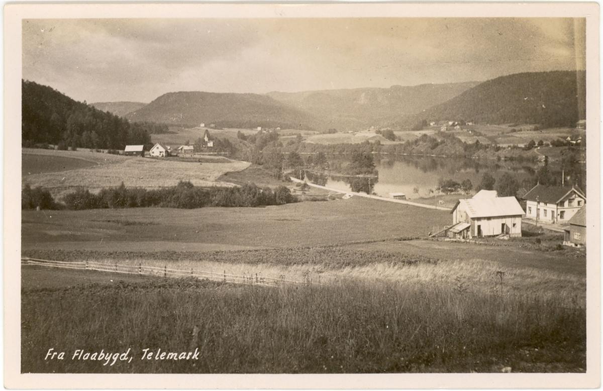Flåbygd i Nome kommune, Telemark