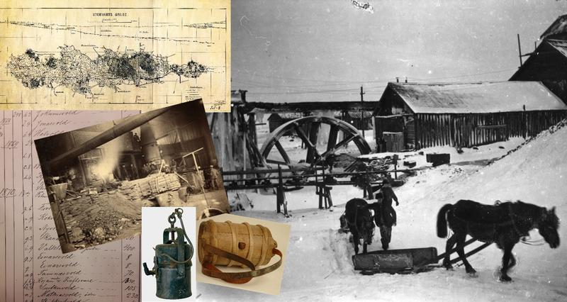 Samlingene collage. Foto/Photo