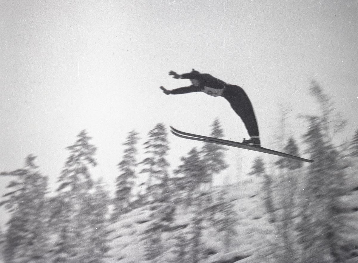 Ski jumping at Hannibalbakken