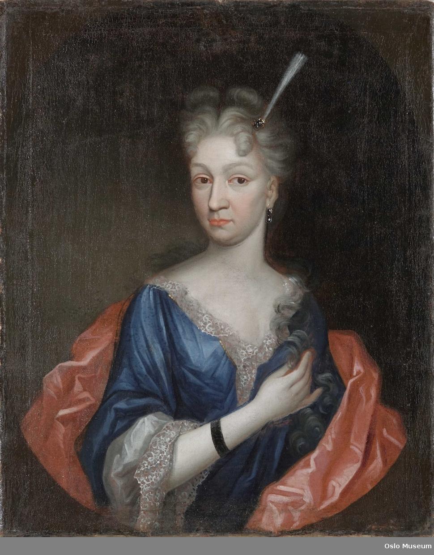 portrett av Anne Marie Griis [Portrett]