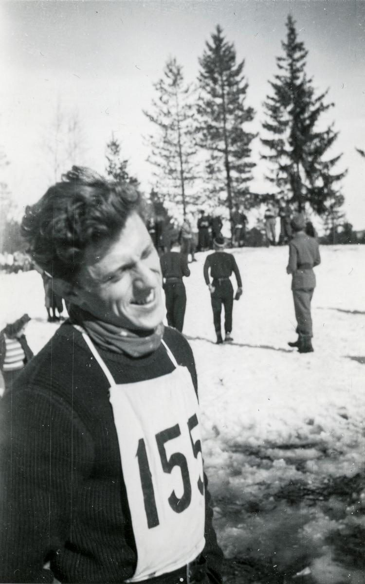 Kongsberg skier Peter Hugsted