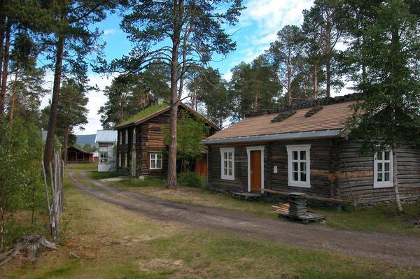 Tynset bygdemuseum - Museumsparken (Foto/Photo)