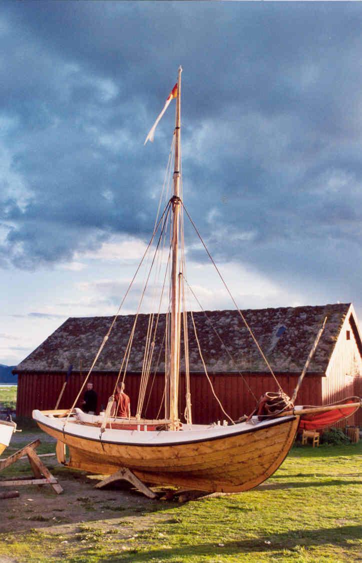 Litjgavlen, bygd 2003.
