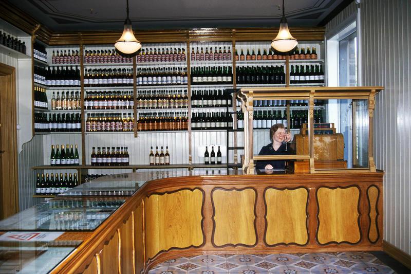 The Wine Monopoly