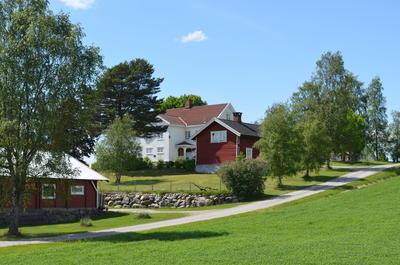 Englaug, Edvard Munchs birthplace. (Foto/Photo)