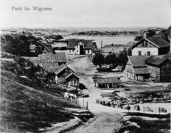 Fra Vigsnes og Vigsnes kobberverk. Fotoserie samt en artikke
