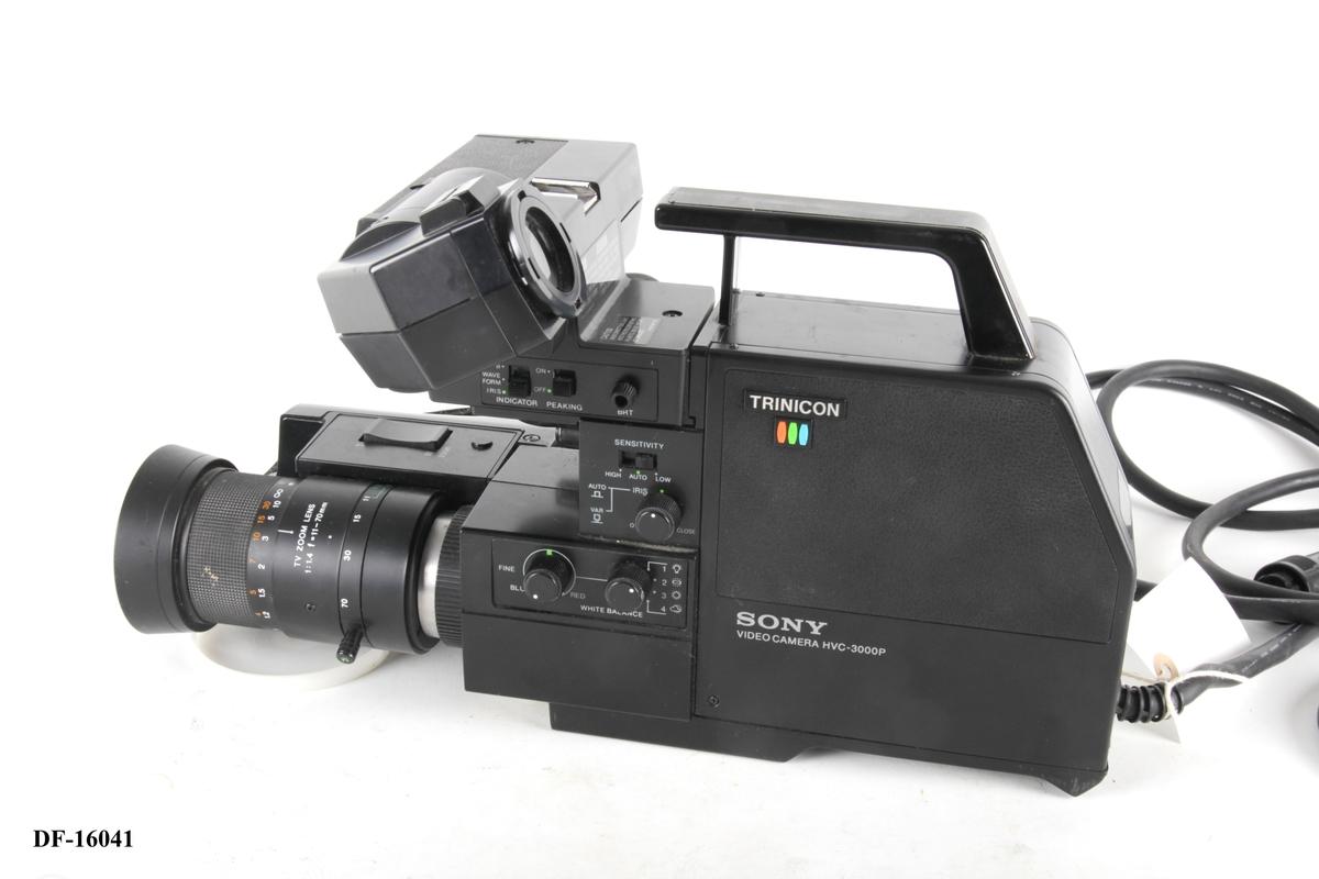 Kamera med søker.