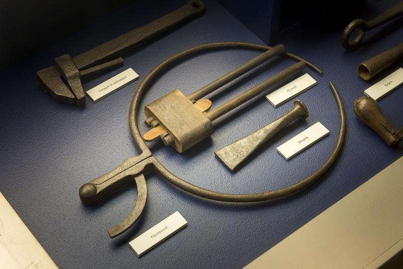 Utstyr for arbeidet ombord