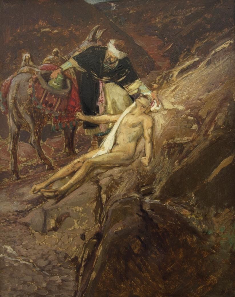 Den barmhärtige samariten.