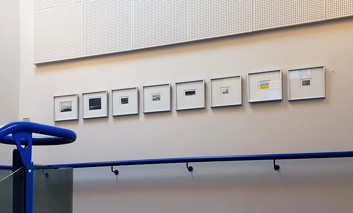 Kvaleng arbeider med metallgrafikk og sine motiver henter han ofte fra Østfold. De første årene rendyrket han temaer som land, hav og himmel i naturskildringer med noen få, utvalgte detaljer. Formatene var små, ofte helt ned til miniatyrer. Senere har bildene hans fått mer preg av tradisjonell landskapsbeskrivelse.