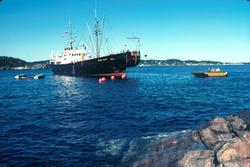 Skip sjøkabler - Avbildet:  Peter Faber