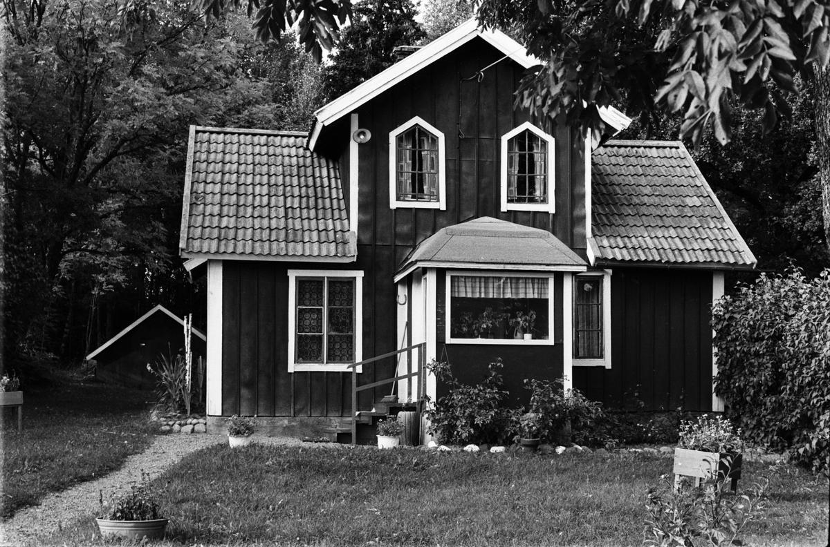 Bostadshus, Järsta 2:3, Tensta socken, Uppland 1978