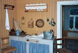 Kjøkkenet, Sagstua skole