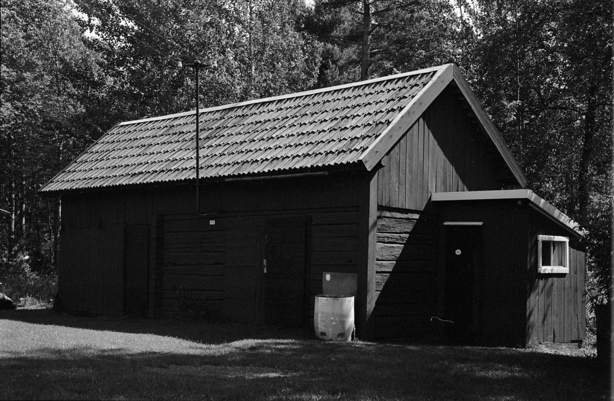 Fähus, Saringe 4:6, Karlslund, Tuna socken, Uppland 1987