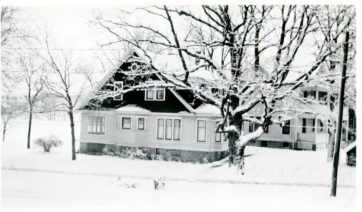 Burt Knatvolds hjem i Amerika