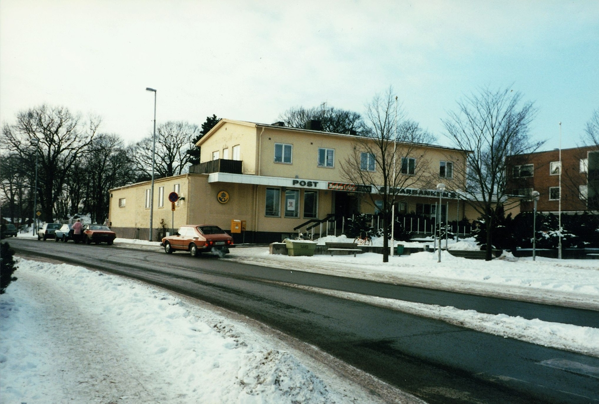 Postkontoret 372 02 Ronneby Torget, Kallinge