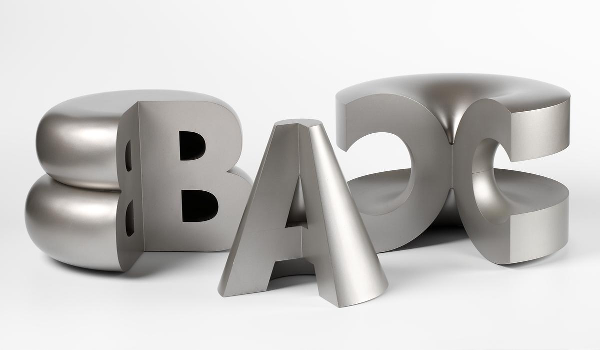 ABCHCE [Skulptur]