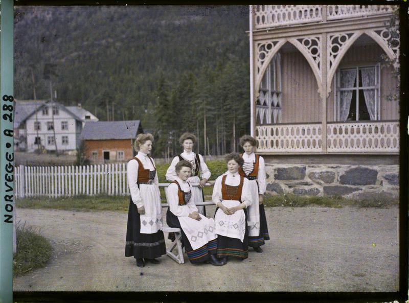 Betjening på Fagerlund hotell (Foto/Photo)