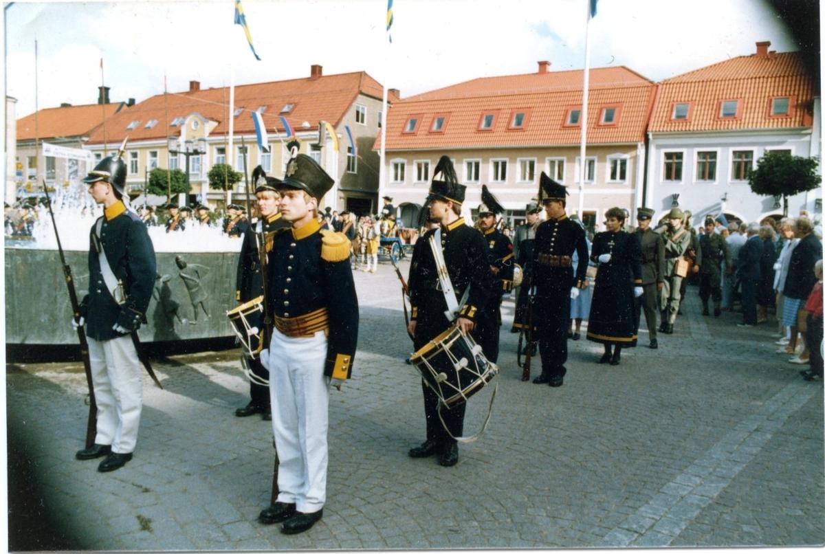 Frivilliga Försvarets Föreningar-helgen i Jönköping.