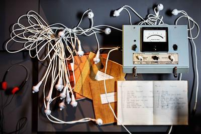 Rockens verktøy: Mentometerknapper. Foto/Photo