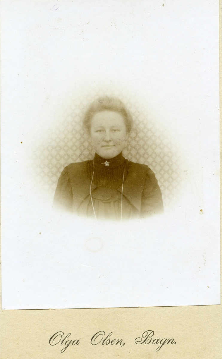 Portrett av Guri Langedrag.