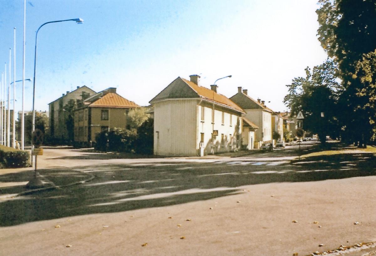 Karlstadsbild från 1980-talet.