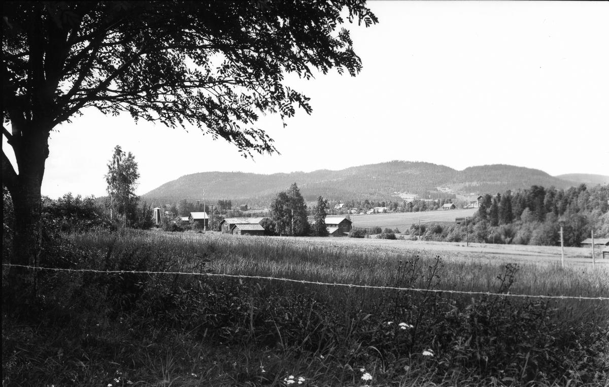 Landskap mellan Sörby - Lörstrand.