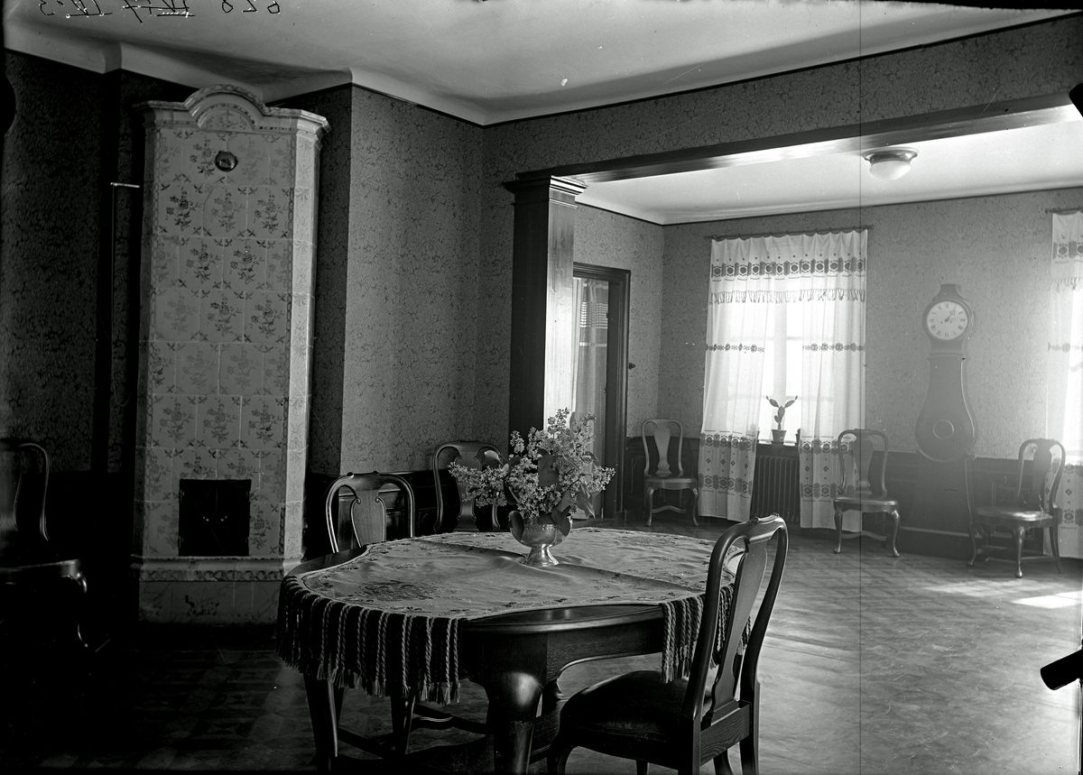 Interiör, Stäholm 1927-28
