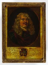 Karl Gustaf Wrangel [Porträtt]
