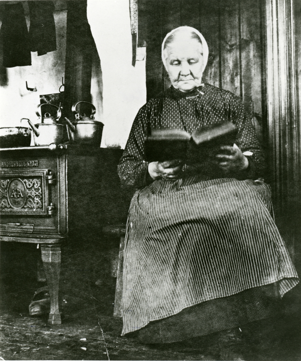 Marit Andersdotter Nettopp.