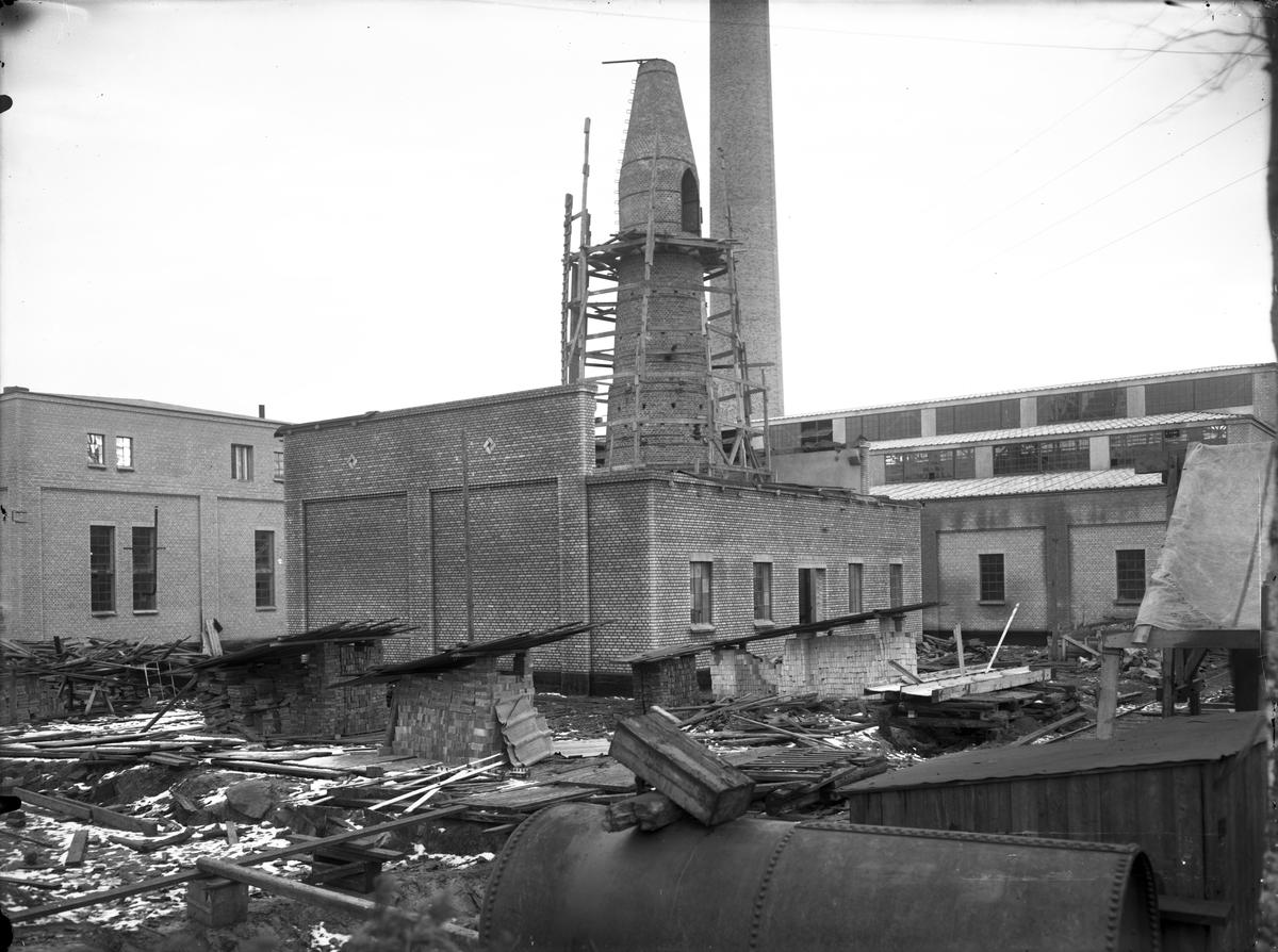 Kopparfors industrier, Norrsundet.